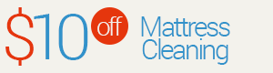 $10 off - Mattress Cleaning (all sizes)